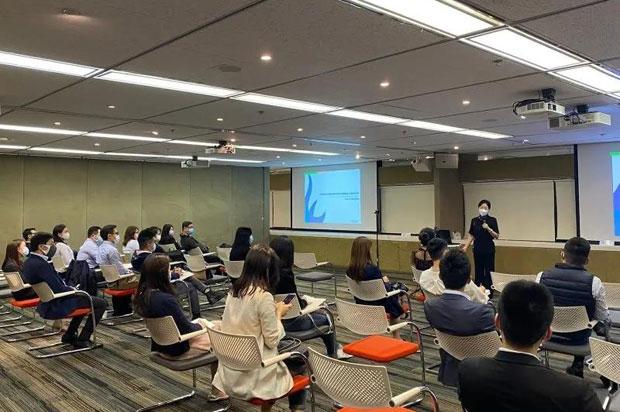 香港科技大学MBA知识分享会暨项目说明会顺利举行
