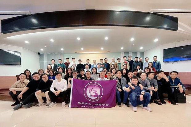 南京大学MBA学子走进溧水农村商业银行,开展市场营销课程教学活动