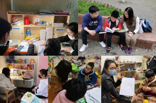 """传递爱心,陪伴成长,武汉经管专硕联合会参与""""家庭成长计划""""公益项目"""