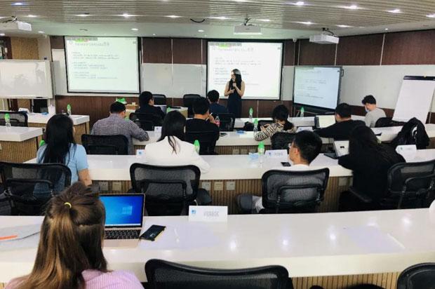 锻造MBA职场竞争力,长江商学院MBA人才赋能中心职业发展工作坊顺利举行