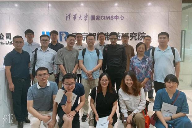 河海大学MEM赴南京智能制造研究院开展实践课程学习