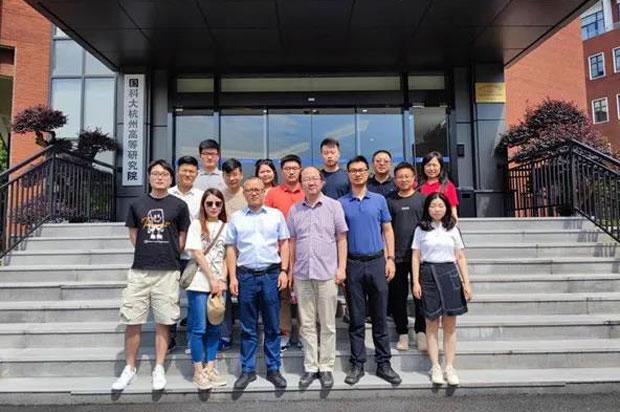 """中国科学院大学一带一路MBA班""""创新创业与企业实务训练营""""课程开启"""