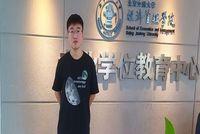 北交大21级非全MBA新生刘天奇分享备考经验,简单但很实用!