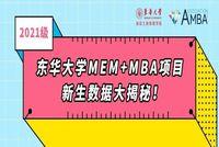 东华大学MBA | 跨山越海,齐聚东华,欢迎报考东华大学2022级MEM+MBA项目
