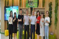 广外商学院调研健特唯集团扩充产业互联网MBA案例