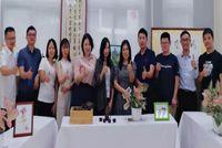广东外语外贸大学MBA书画展顺利完成