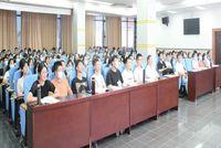 广西财经学院2021级MPAcc研究生新生入学教育会议顺利召开!
