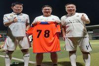 献礼祖国华诞!华中科技大学MBA师生足球联谊赛圆满举办