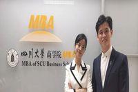 """9月1日,四川大学MBA联合会""""公众表达与沟通训练营""""欢乐开营"""