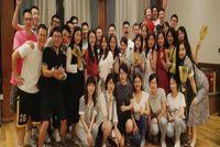 班级活动 | 研二你好!武大20级MBA13班开学班庆活动成功举办