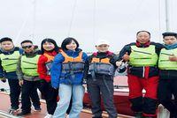 协会活动   武汉大学MBA帆船队带领新成员领略帆船运动的乐趣