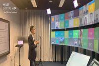 港科大DiMBA|DiMBA虚拟教室正式启用,新教室第一堂直播课回顾