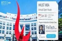 香港科技大学MBA开放日重磅来袭,还有金融创新示范课等你来体验!