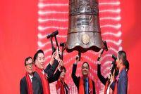 浙大EMBA   祝贺李建华、屠红燕校友万事利(301066)在深交所上市