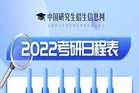 中国传媒大学MPA   2022研日程已上线!