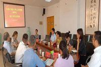 中国计量大学公共管理(MPA)硕士学位点接受学校研究生院巡查